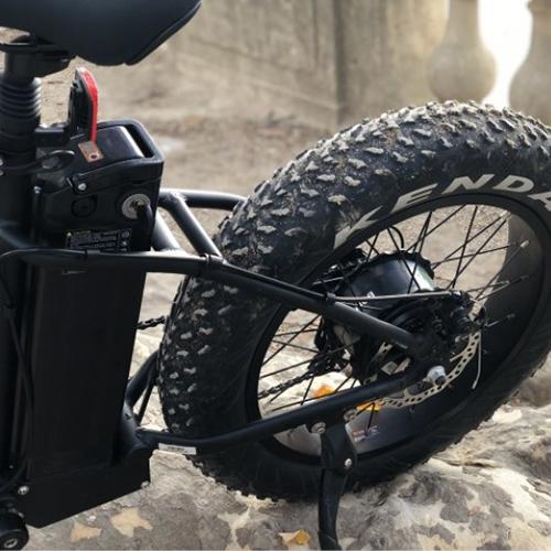 vélo assitance électrique pliable