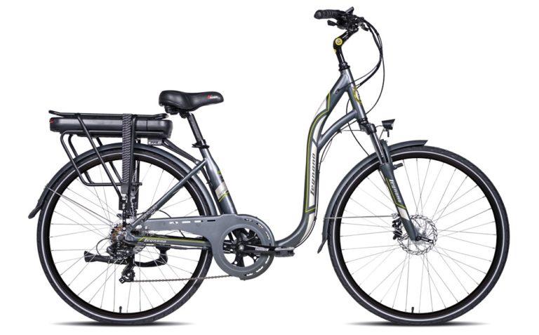 vélo électrique legnano marseille caldentey L241D