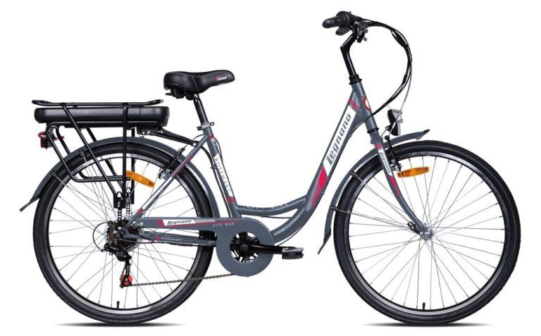 vélo électrique assitance legnano L260D